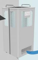 Oro valymo sistema – Niveus